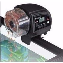 Boyu Alimentador Automático Digital Zw-66 - Exoticfishbrasil