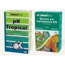 Kit Teste Co2 Gás Carbônico Alcon Labcon Kh + Ph