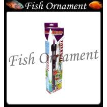Termostato Com Aquecedor Atman Bt 50w 110v Fish Ornament