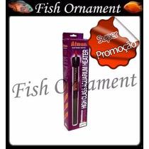 Termostato Com Aquecedor Atman Ht 300w 220v Fish Ornament