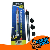 Aquecedor Com Termostato Integrado Roxin 500w