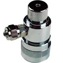 Kit De Co2 1 L. Difusor Cilindro A-138+valvula+conta Bolhas