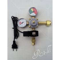 Kit Regulador De Pressão Co2 + Acessorios.