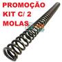 Mola Reposição 5,5mm Carabina Espingarda Cbc, M Negro, Rossi