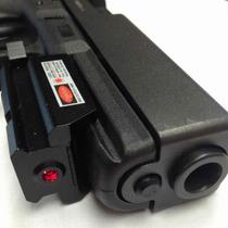 Mira Laser Red Dot Paintball Airsoft, Para Trilho 20mm.