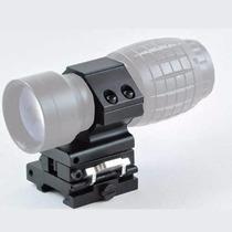 Mount 20mm Base - Flip To Side 30mm Qd - Magnifier - Red Dot