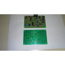 Detector De Metal Pi Polonês Placa Montada