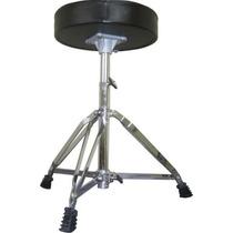 Ny Percussion Dt2 Banco Bateria Ferr. Dupla - Frete Grátis