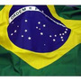 Bandeira Brasil Oficial Grande 3 Metros + Cordinha