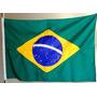 Bandeira Brasil, Rio Grande Do Sul, Flamengo 135x193cm Nylon