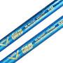 Baqueta Vater Color Wrap Azul 5 A Hickory