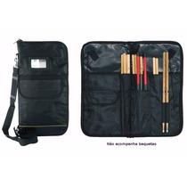 Bag Para Baquetas Rockbag Rb 22695 Bolsos Internos E Extern