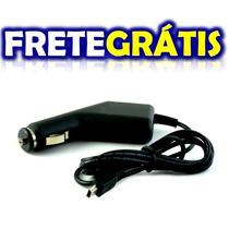 Carregador Veicular Para Gps Foston + Frete Grátis !!
