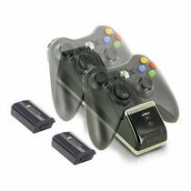 Base Carregadora P/ 2 Controles Xbox360