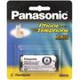 Bateria Panasonic Hhr-p105 Original 2.4v 830mah