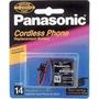 Bateria Para Telefone Sem Fio Panasonic P-p305 Tipo 14 A1624