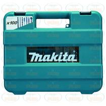 Kit - Maleta De Acessórios Com 100 Peças D-47248 - Makita