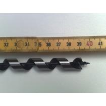Broca Longa De Pua 12x400mm Para Madeira Makita D-07456