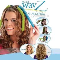Modeladorcachos Cabelo Moda Beleza Secador Prancha Hair Wavz