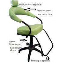 Cadeira Para Salão Beleza