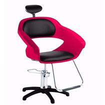 Cadeira Hidraúlica C Apoio Da Cabeça E Apoio Do Pé - Cabelo