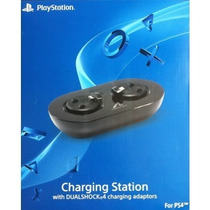 Carregador Controle Ps4 Ps3 Move Dualshock4 Charging Station