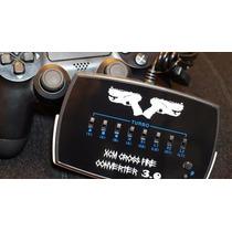 Cross Fire Ps4 Conecte Controle Ps3 Xbox One 360 +rapid Fire