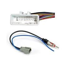 Chicote Plug Conector Adaptador Antena Cd Dvd Rádio Nissan