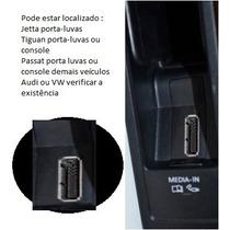 Cabo Para Iphone Ami Jetta Tiguan Passat Audi Original Vw