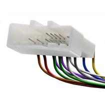 Plug Chicote Conector Adaptador Nissan March Livina Versa