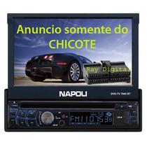Chicote Napoli Dvd-tv7945bt 20vias C37 Ler Regras Anuncio