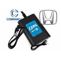 Interface Usb Bluetooth Honda Civic Crv Fit Accord Pen Drive