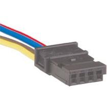 Chicote Conector Plug Cabo Fio Vidro Eletrico Gm Fiat Vw