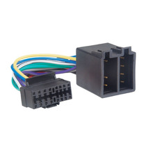 Chicote Conector Plug Original Som Sony Jvc Aiwa Blaupunkt
