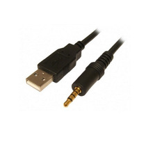 Cabo Usb Macho / P2 Stereo(audio) 1,80 M