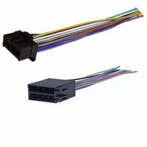 Kit Chicote P/ Toca Cd Pioneer + Conector 16 Vias P/ O Carro