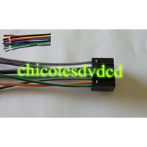 Chicote Para Pioneer Golfinho Deh-p6080ub E Deh-p6050ub