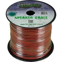 Fio Paralelo Technoise 2x1,50mm Preto E Vermelho Rolo 100 Mt