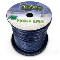 Cabo De Força Technoise 0awg 53,5 Mm² 20m Azul Silicone Flex