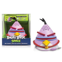Mini Caixa Som Angry Birds Pg781g 2,5rms - Ipod/iphone/ipad
