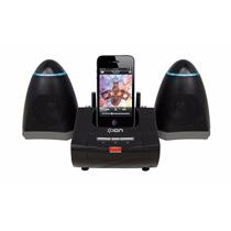 Sistema Alto-falantes S/ Fio P/ Iphone Ipod - Ion Freesoundx