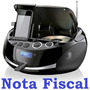 Caixa De Som Dock Station Iphone Ipod Mp3 Player Usb Sd Fm