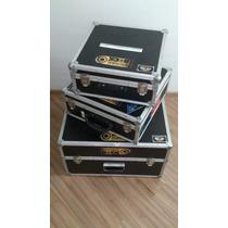 Kit De Hard Case Para Bateria Pearl Rhythm Traveler