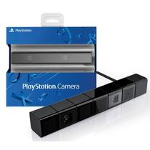 Câmera Ps Eye Para Playstation 4 Original Lacrado