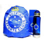 Garrafa Squeeze 650ml Com Bolsa Time Cruzeiro Raposa