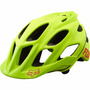 Capacete Fox Flux Fluo Yellow Ciclismo Bike Mtb S / M