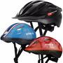 Capacete Multilaser Sports Bi002 P/ Ciclismo Bicicleta Tam M
