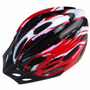 Capacete Ciclismo Bike Mtb Speed High One Mv26 Tam. G Verm