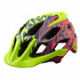 Capacete Fox Flux Cauz Grey Ciclismo Bike Mtb S / M