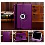 Capa Case Apple Ipad2 3 4 Luxo 100% Couro